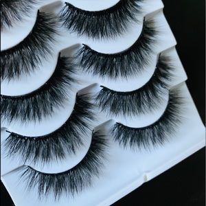 ✨All Natural Mink Lashes✨